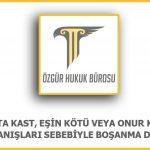 Boşanma Avukatı Ankara