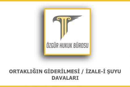 Ankara İzale i Şuyu Avukatı