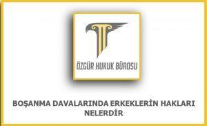 Erkek Boşanma Avukatı Ankara